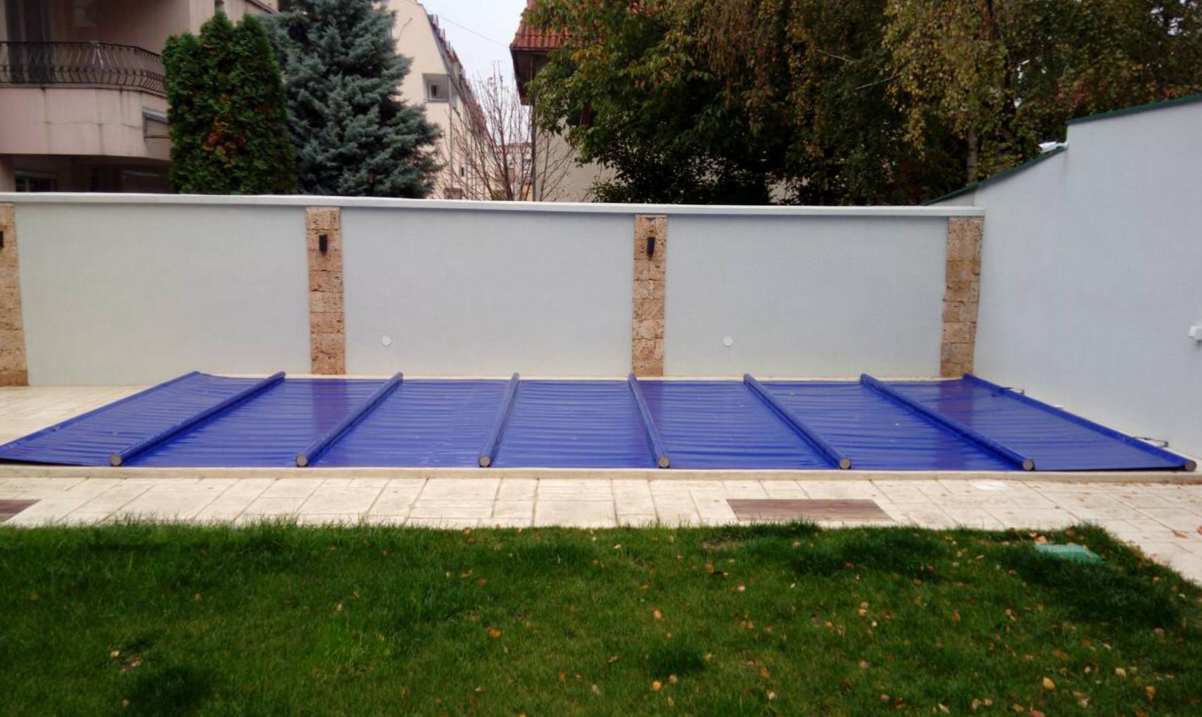 Zimske pokrivke za bazene